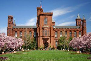 Smithsonian Castle facade